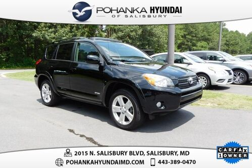 2007_Toyota_RAV4_Sport **ONE OWNER**_ Salisbury MD