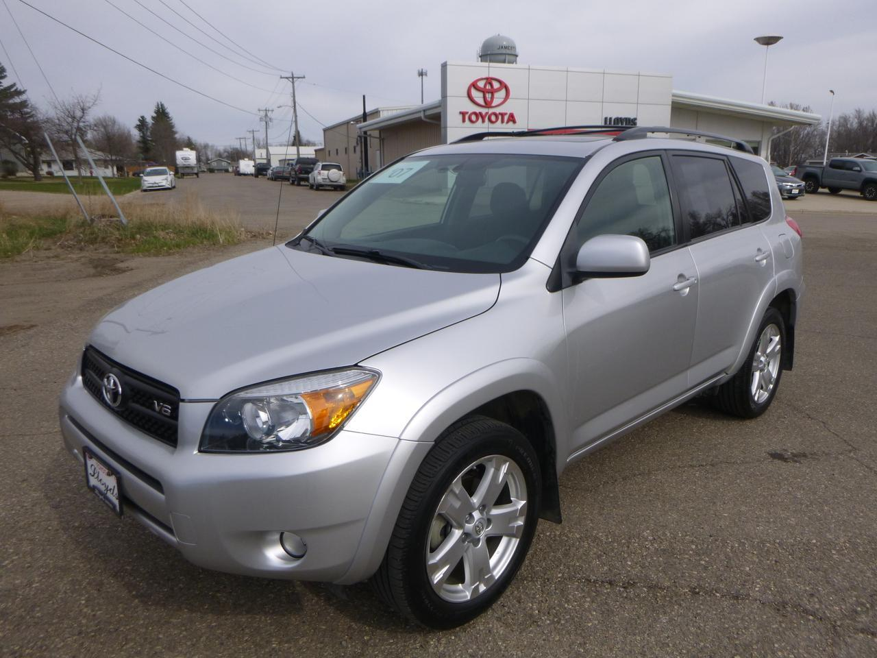 2007 Toyota Rav4 Sport V6 AWD Jamestown ND