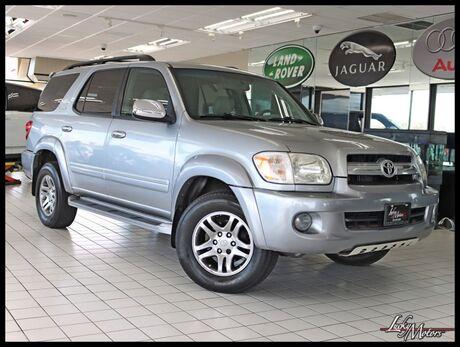 2007 Toyota Sequoia Limited 4WD Villa Park IL