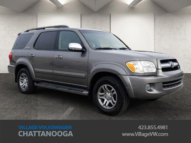 2007 Toyota Sequoia Limited Chattanooga TN