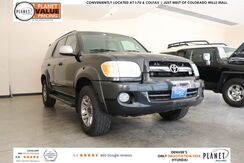 2007 Toyota Sequoia Limited Golden CO