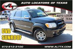 2007_Toyota_Sequoia_Limited with DVD_ Plano TX