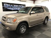 2007_Toyota_Sequoia_SR5, 4x4, Leather, Roof, Rear Camera, Clean!_ Houston TX