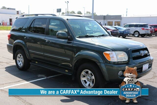 2007 Toyota Sequoia SR5 Savannah GA