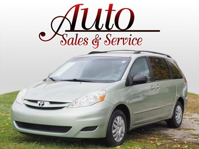 2007 Toyota Sienna LE Indianapolis IN