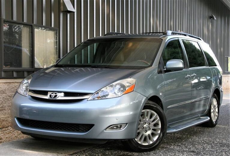 2007 Toyota Sienna XLE Limited FWD Sykesville MD