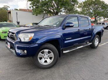2007_Toyota_Tacoma__ Worcester MA