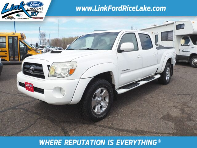 2007 Toyota Tacoma Base Rice Lake WI