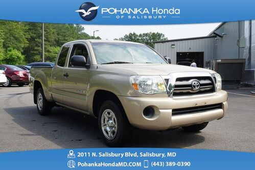 2007_Toyota_Tacoma_SR5  ** 4 Door Access Cab ** BEST MATCH **_ Salisbury MD