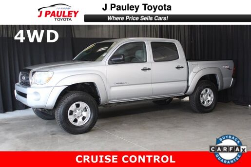 2007_Toyota_Tacoma_SR5_ Fort Smith AR