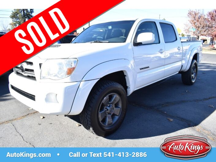 2007 Toyota Tacoma Sport 4WD Double Cab Bend OR
