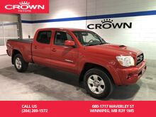 2007_Toyota_Tacoma_TRD Sport Double Cab AT / Low Kms / Good Condition / Great Value_ Winnipeg MB