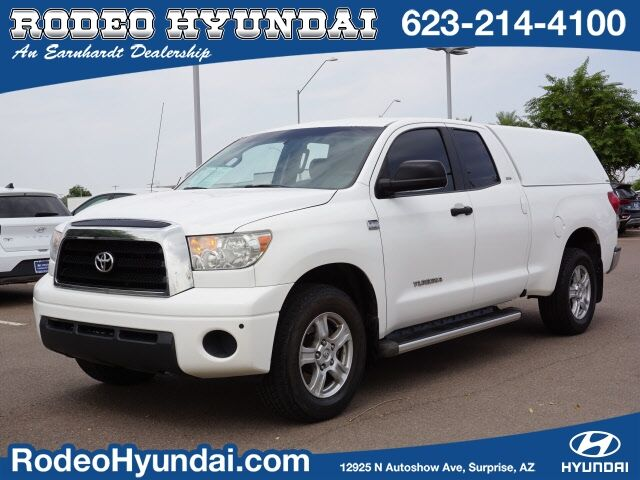 2007 Toyota Tundra 2WD D-Cab SR5 4.7L Short Bed Surprise AZ