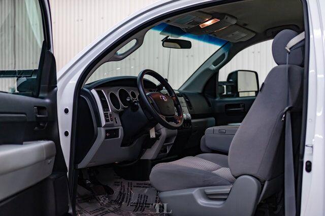 2007 Toyota Tundra 4x2 Reg Cab SR5 Longbox Red Deer AB