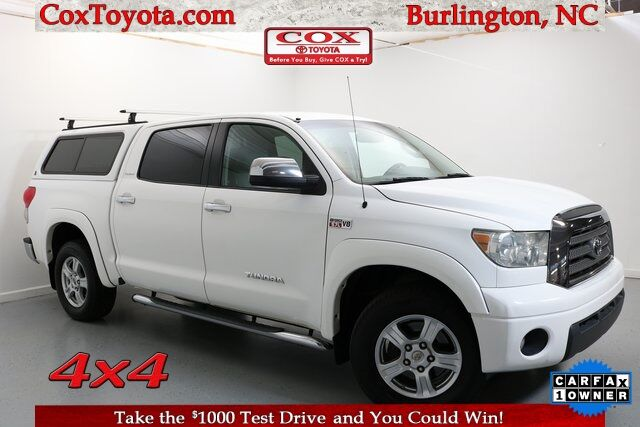 2007 Toyota Tundra Limited Burlington NC