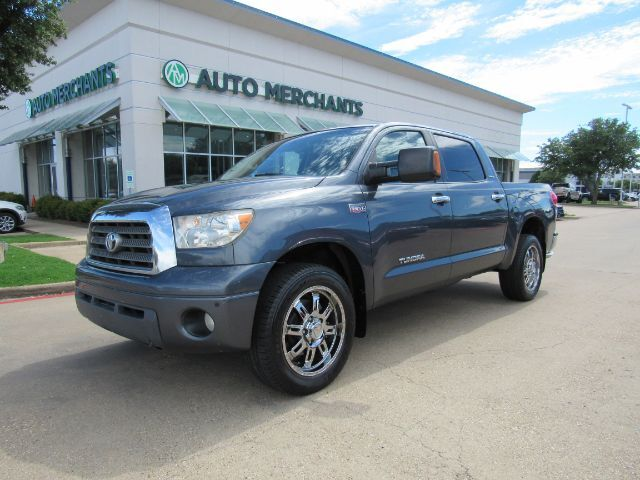2007 Toyota Tundra Limited CrewMax 6AT 4WD LEATHER, UBS/AUX INPUT, CLIMATE CONTROL, 5AUTO WINDOWS, AUTO SEATS Plano TX