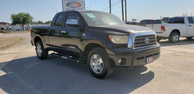 2007 Toyota Tundra Limited Double Cab 2