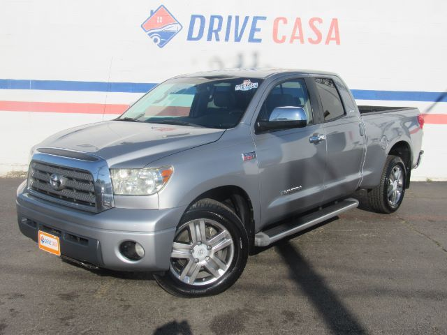 2007 Toyota Tundra Limited Double Cab 6AT 2WD Dallas TX