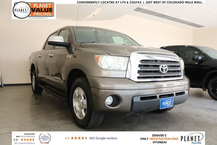 2007 Toyota Tundra Limited Golden CO