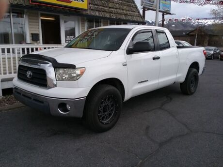 2007 Toyota Tundra SR5 Double Cab 4WD Pocatello and Blackfoot ID