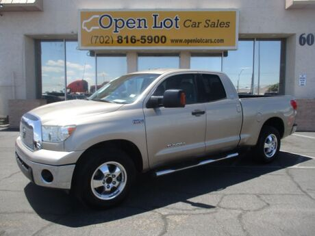 2007 Toyota Tundra SR5 Double Cab 6AT 2WD Las Vegas NV