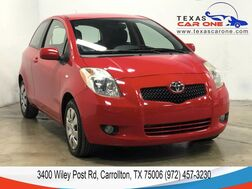 2007_Toyota_Yaris_3 DOOR LIFTBACK AUTOMATIC_ Carrollton TX
