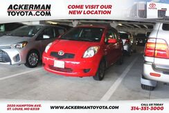 2007_Toyota_Yaris_Base_ St. Louis MO