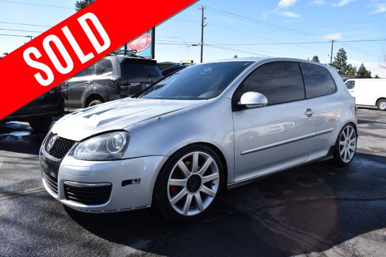 2007 Volkswagen GTI Manual Hatchback Bend OR