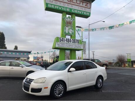 2007 Volkswagen Jetta Value Edition 2.5L Eugene OR