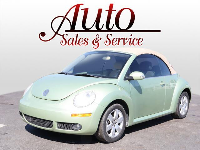 2007 Volkswagen New Beetle Convertible 2.5 Indianapolis IN