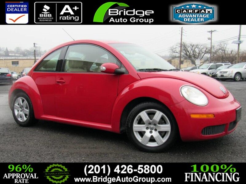 2007 Volkswagen New Beetle Coupe  Berlin NJ