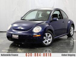 2007_Volkswagen_New Beetle Coupe_2.5L 5 Cylinder Engine_ Addison IL