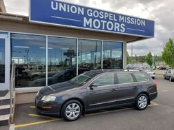 2007_Volkswagen_Passat Wagon (Project)_Base_ Spokane Valley WA