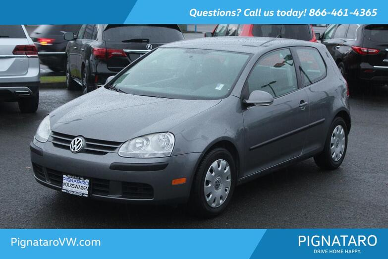 2007 Volkswagen Rabbit 2.5 Everett WA