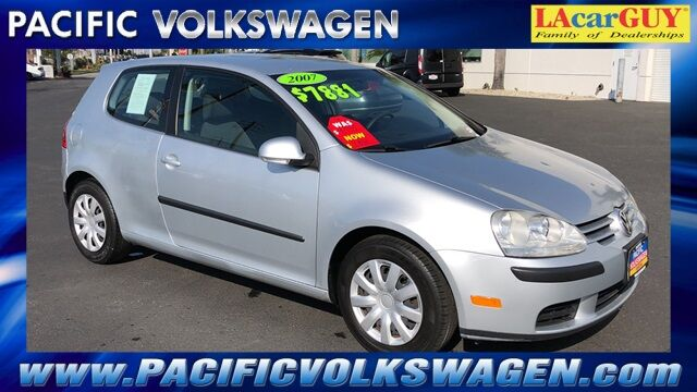 2007 Volkswagen Rabbit 2.5