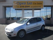 2007_Volkswagen_Rabbit_2-Door_ Las Vegas NV