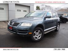 2007_Volkswagen_Touareg_V6_ Lexington MA