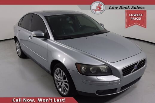 2007_Volvo_S40_2.5L Turbo_ Salt Lake City UT