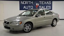 2007_Volvo_S60_2.5L Turbo Leather Sunroof_ Dallas TX