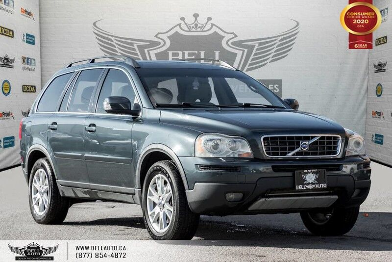 2007 Volvo XC90 AWD, NO ACCIDENT, SUNROOF, LEATHER, HEATED SEATS