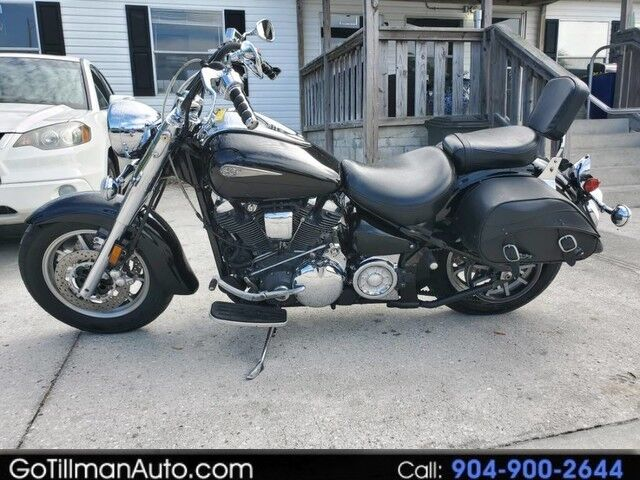 2007 Yamaha Roadstar Midnight Star Jacksonville FL