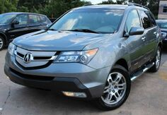 2008_Acura_MDX_** TECH ENTERTAINMENT PACKAGE ** - w/ NAVIGATION & LEATHER SEATS_ Lilburn GA