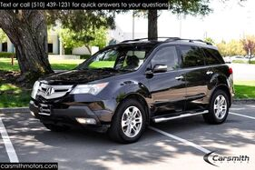 2008_Acura_MDX_1-Owner, NO Accidents! TOW Package, 3rd Row Seats!_ Fremont CA