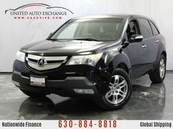 2008_Acura_MDX_3.7L V6 Engine AWD with Tech Pkg_ Addison IL