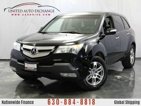 2008 Acura MDX 3.7L V6 Engine AWD with Tech Pkg Addison IL