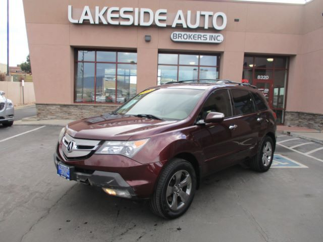 2008 Acura MDX Sport Package with Rear DVD System Colorado Springs CO