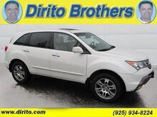 2008_Acura_MDX Tech/Entertainment Pkg 48142A__ Walnut Creek CA
