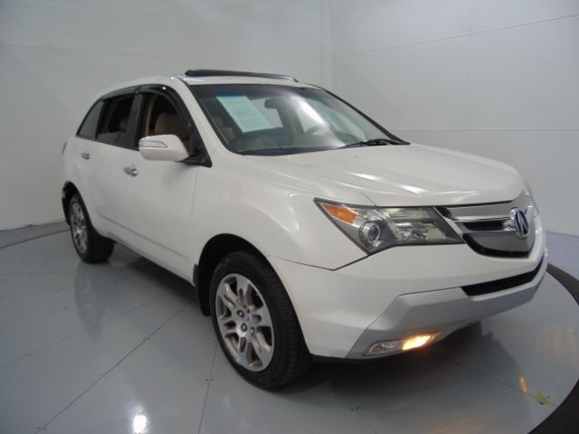 2008 Acura MDX Tech Package with Re Dallas TX