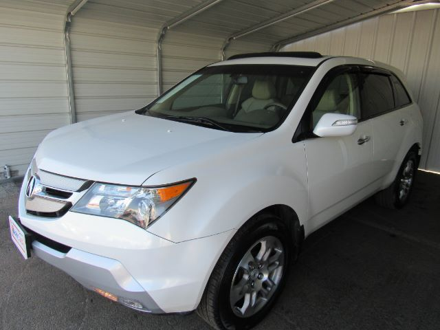2008 Acura MDX Tech Package with Rear DVD System Dallas TX