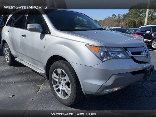 2008 Acura MDX Tech Pkg Raleigh NC